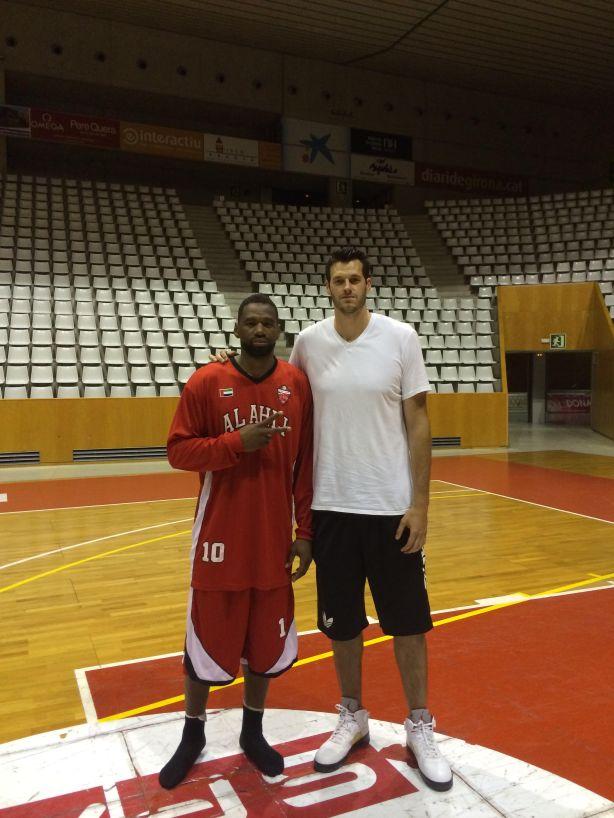 Brad Kanis Europrobasket NBA Sam Young